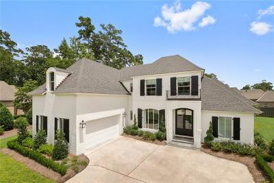 Single Family Home For Sale: 101 Palmetto Court