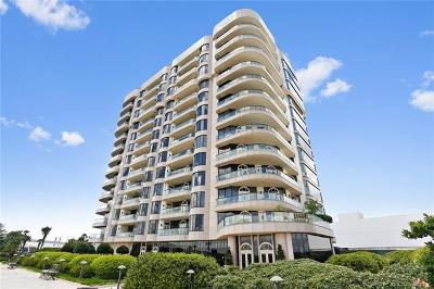 New Orleans Condo For Sale: 600 Port Of New Orleans Place #9A