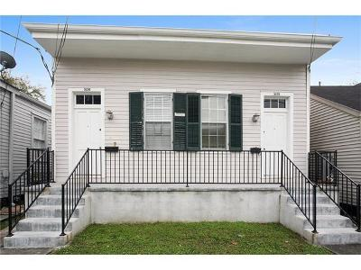 New Orleans Multi Family Home For Sale: 5126 Perrier Street