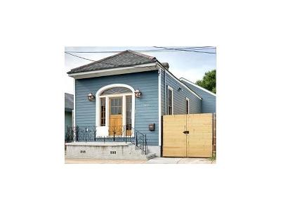 New Orleans Single Family Home For Sale: 3215 Chartres Street
