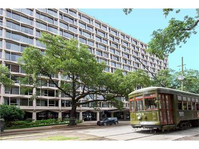 New Orleans Condo For Sale: 2100 St Charles Avenue #4K