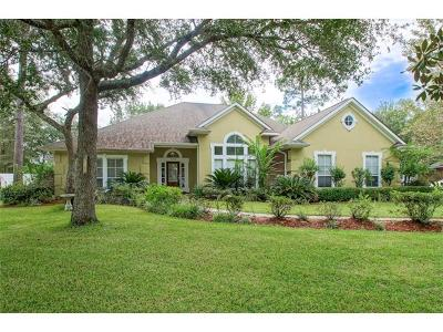 Slidell Single Family Home For Sale: 102 Turtle Creek Boulevard