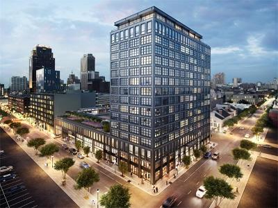 New Orleans Condo Pending Continue to Show: 1001 Julia Street #4A