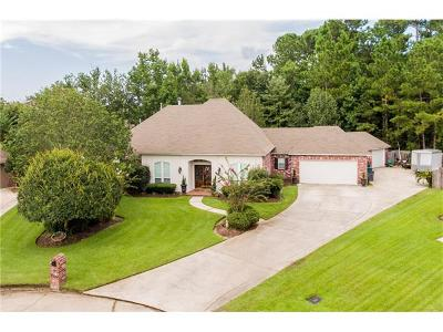 Slidell Single Family Home For Sale: 750 Flair Drive