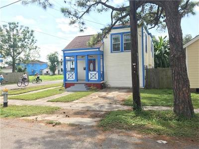 New Orleans Single Family Home For Sale: 1702 Independence Street