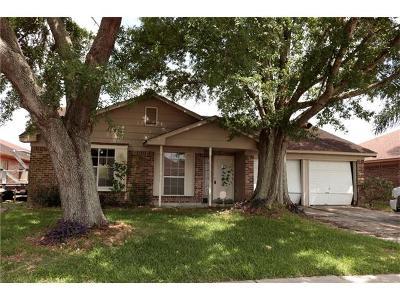 Harvey Single Family Home For Sale: 2237 Snowbird Drive