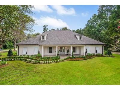 Madisonville Single Family Home For Sale: 337 Koepp Road