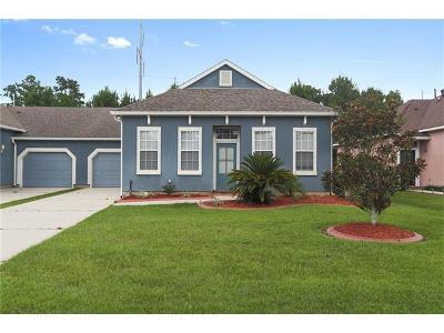 Slidell Single Family Home For Sale: 172 Cross Creek Drive #B