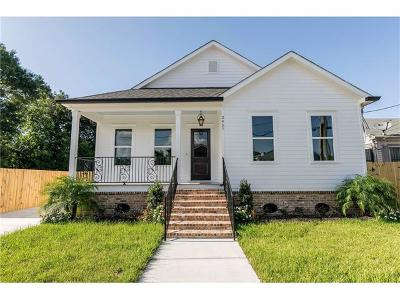 New Orleans Single Family Home For Sale: 2457 Athis Street