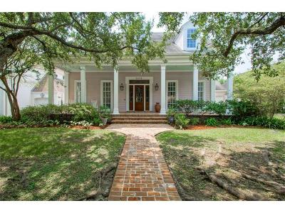 Single Family Home For Sale: 2612 Labarre Lane
