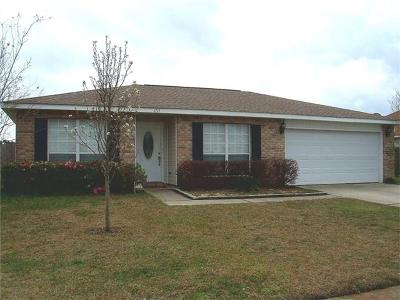 Slidell Rental For Rent: 1111 Mary Kevin Drive