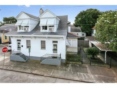 New Orleans Single Family Home For Sale: 1940 N Rampart Street
