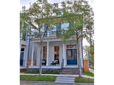 New Orleans Single Family Home Pending Continue to Show: 2396 St Thomas Street