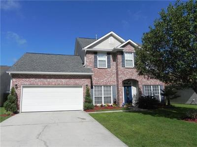 Slidell Townhouse For Sale: 1255 Admiral Nelson Drive