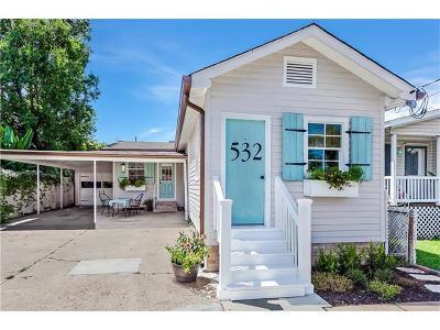 Arabi Single Family Home For Sale: 532 Esteban Street