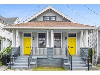 New Orleans Multi Family Home For Sale: 2017 Lapeyrouse Street