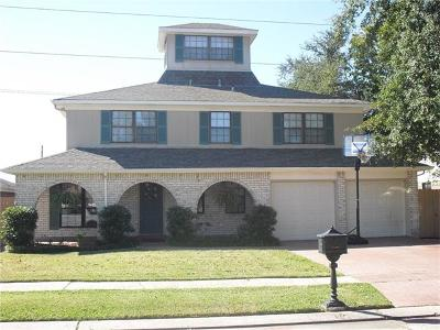 Kenner Single Family Home For Sale: 13 Sylvaner Drive