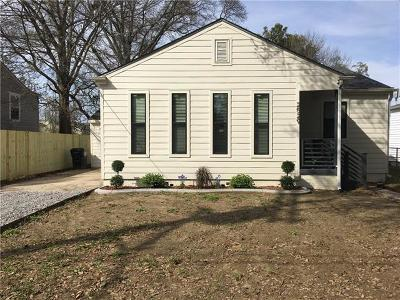 Single Family Home For Sale: 2529 Prentiss Avenue