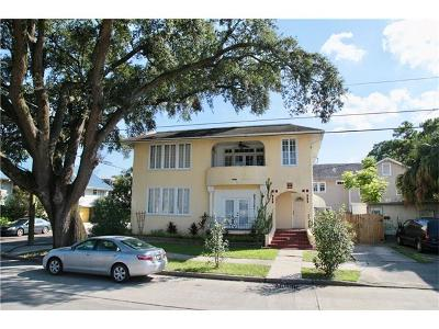 New Orleans Multi Family Home For Sale: 4202 Fontainebleau Drive