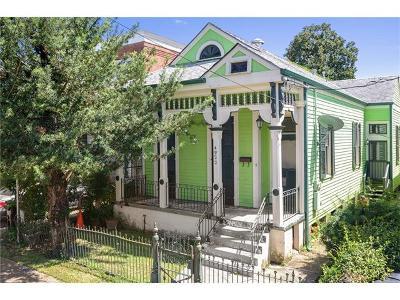 New Orleans Single Family Home For Sale: 4922 Coliseum Street