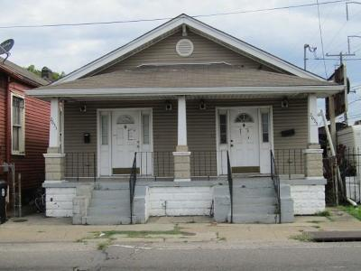 New Orleans Multi Family Home For Sale: 2633 N Claiborne Avenue