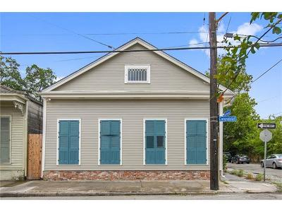 New Orleans Multi Family Home For Sale: 1637 Harmony Street