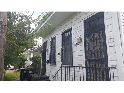 New Orleans Multi Family Home For Sale: 3728 Annunciation Street