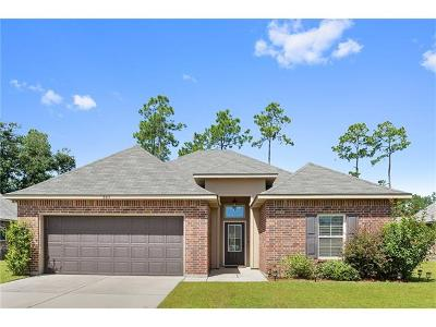 Slidell Single Family Home For Sale: 905 Weston Drive