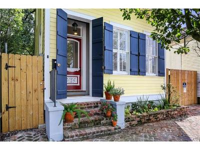 New Orleans Single Family Home For Sale: 711 Sixth Street
