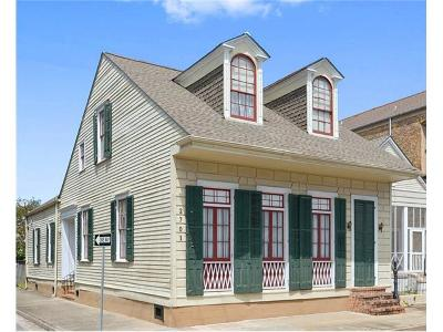 New Orleans Single Family Home For Sale: 2701 Dauphine Street