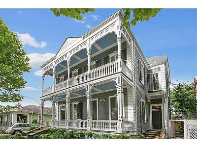 New Orleans Condo For Sale: 1113 Peniston Street #PH