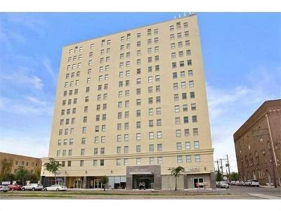 New Orleans Condo For Sale: 1205 St Charles Avenue #905