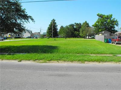 Arabi Residential Lots & Land For Sale: 7240 Patricia Street