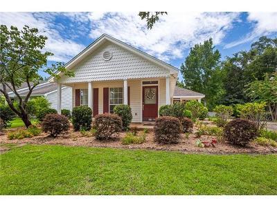 Single Family Home For Sale: 531 Lane Street