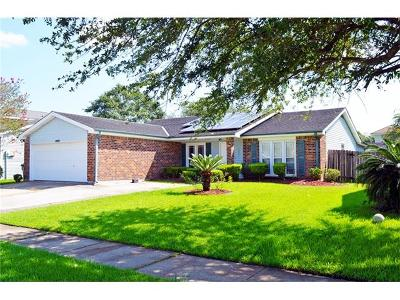 Harvey Single Family Home For Sale: 3921 W Bamboo Drive