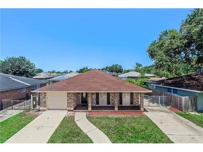 New Orleans Single Family Home For Sale: 6531 Coventry Street