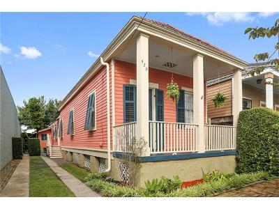 New Orleans Single Family Home For Sale: 428 First Street