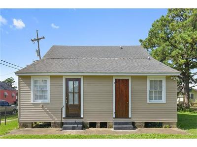 New Orleans Single Family Home For Sale: 818 Caffin Street