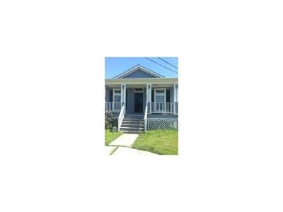 New Orleans Single Family Home For Sale: 5017 N Rocheblave Street