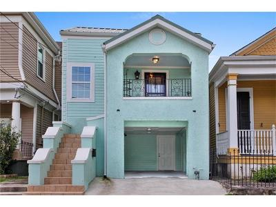 New Orleans Single Family Home For Sale: 3106 Palmyra Street