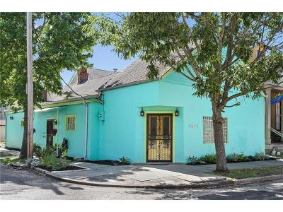 New Orleans Single Family Home For Sale: 2037 Soniat Street