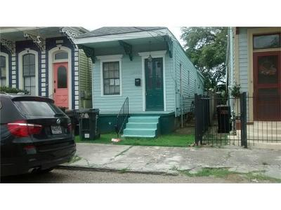 New Orleans Single Family Home For Sale: 2825 St Thomas Street