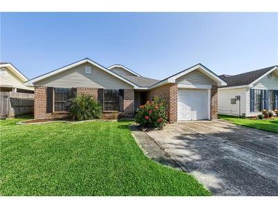 Marrero Single Family Home For Sale: 2912 Doreen Lane