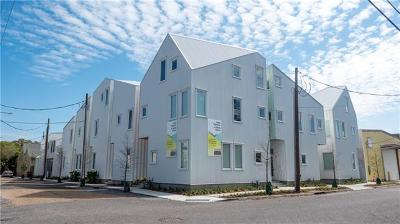 New Orleans Condo For Sale: 455 Ninth Street #A
