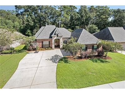 Madisonville LA Single Family Home For Sale: $289,000