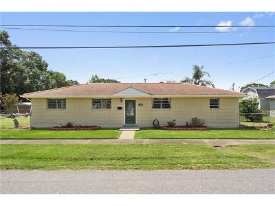 Metairie Single Family Home For Sale: 1200 Taft Park
