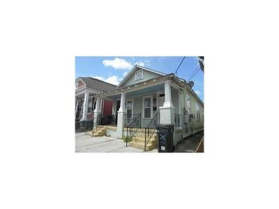 New Orleans Multi Family Home For Sale: 2820 Milan Street