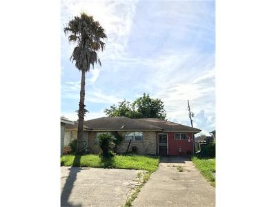 Westwego Single Family Home Pending Continue to Show: 819 Victory Drive