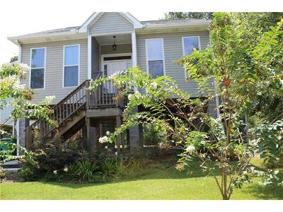 Slidell Single Family Home For Sale: 165 Meadow Moss Drive