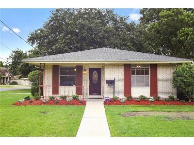 Metairie LA Single Family Home For Sale: $269,900